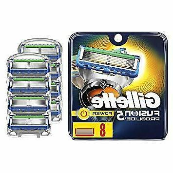 Gillette Men's Razor Blade Refills packaging Vary