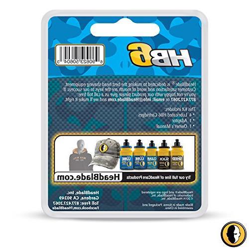 HeadBlade Replacement Cartridges