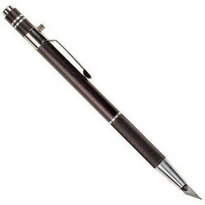 Excel Hobby Blade Corp Executive Retractable Knife w/Clip, E