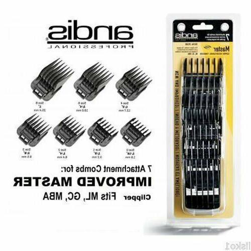 improved master comb set