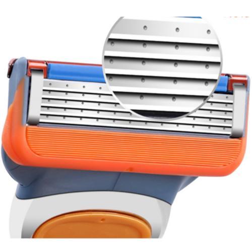Men's Replacement Blades Cartridges Gillette Fusion ProGlide