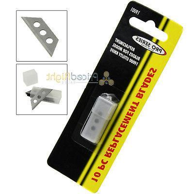 mini utility knife razor blades