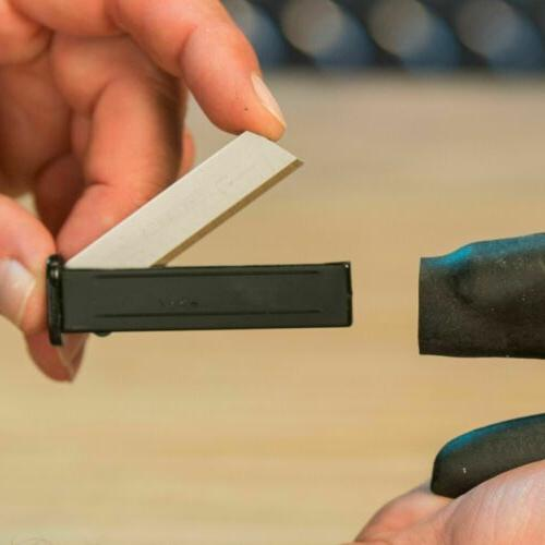 Built-In Titanium Coated Cutter