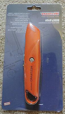 New WESTWARD Knife, Three