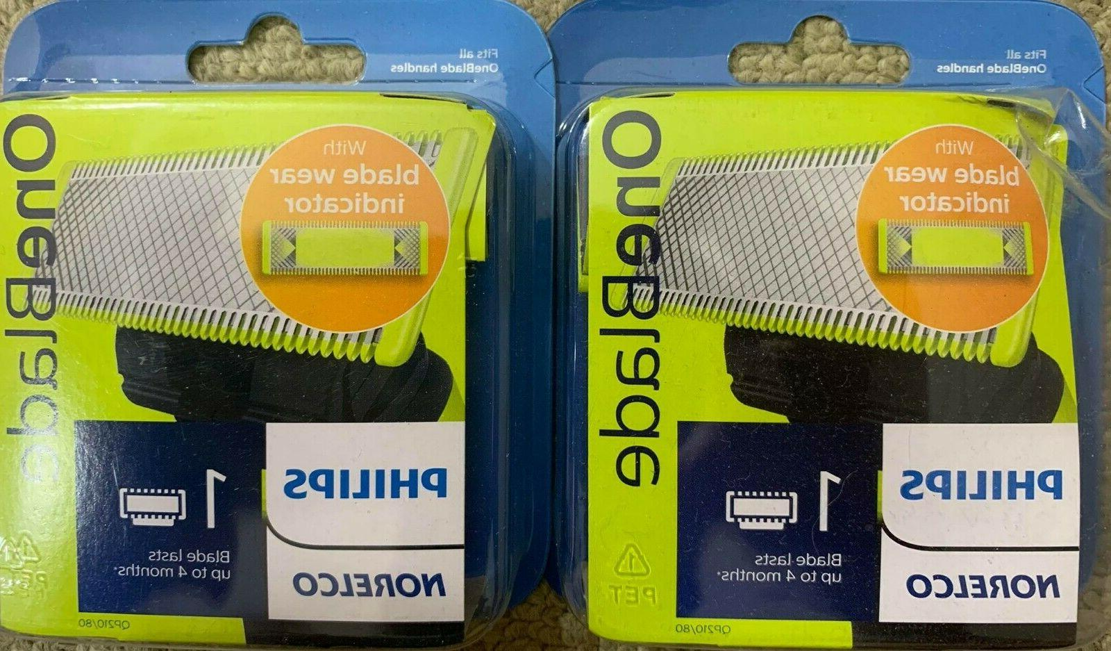 oneblade replacement blade 1 count qp210 80