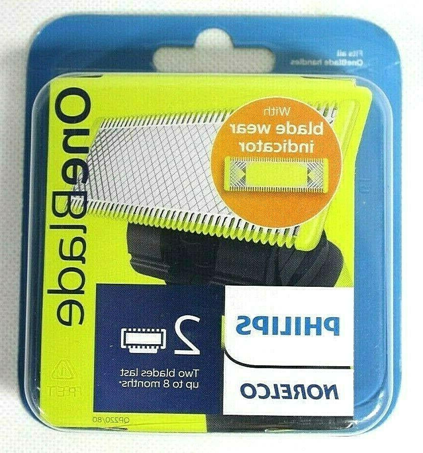 oneblade replacement blade 2 count