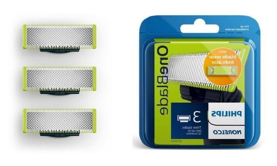 oneblade replacement blade 3 ct qp230 80