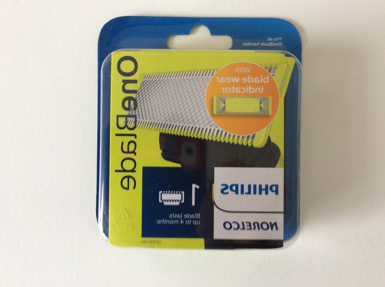oneblade replacement blades 1 pack qp210 80