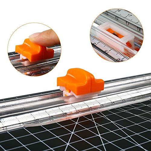 Paper Cutter Refill Slide Titanium Trimmer