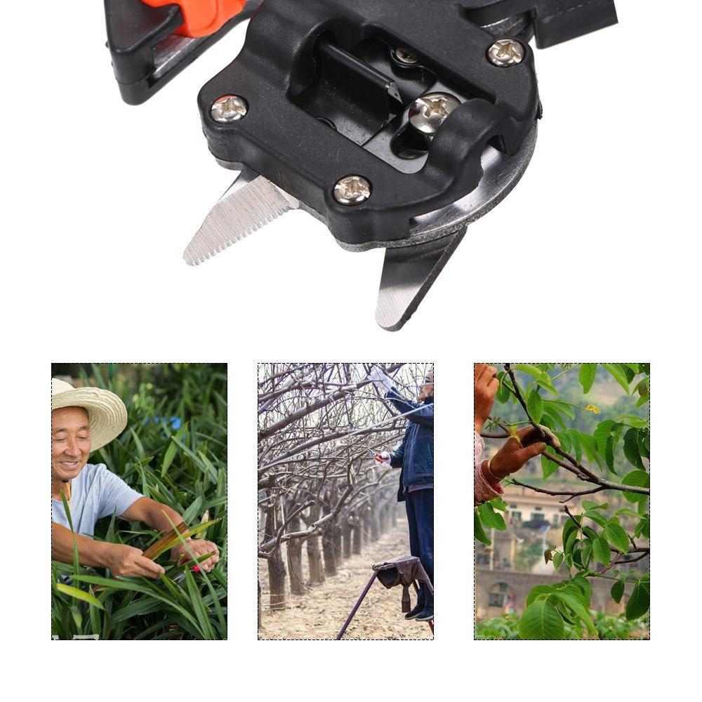 Professional Pruning Shears Scissor Grafting Gardening 2 <font><b>Replaceable</b></font>