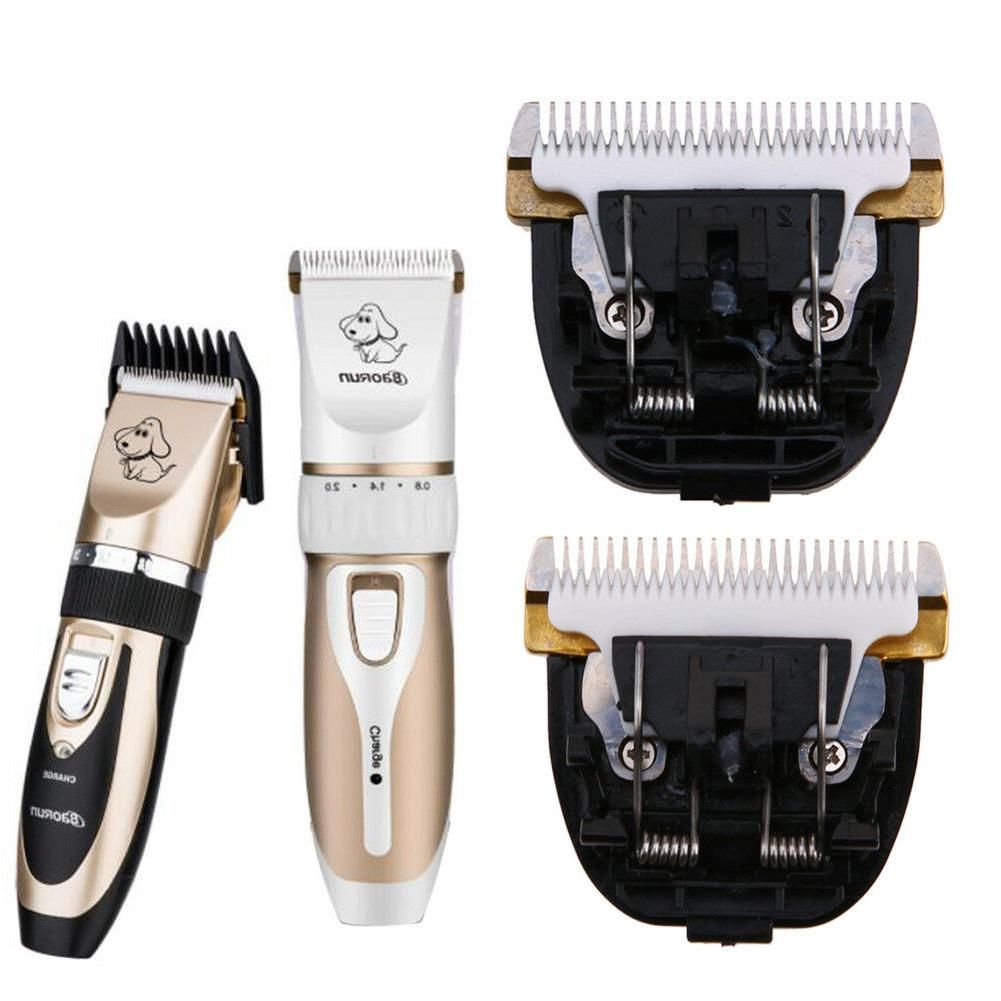 electric animal pet dog cat hair trimmer