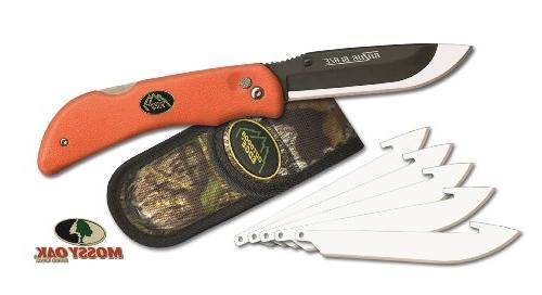 Outdoor Razor 6 Blade, 116042