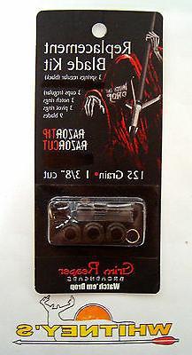 Grim Reaper Raztortip/Razorcut Extra Blades 125Grs