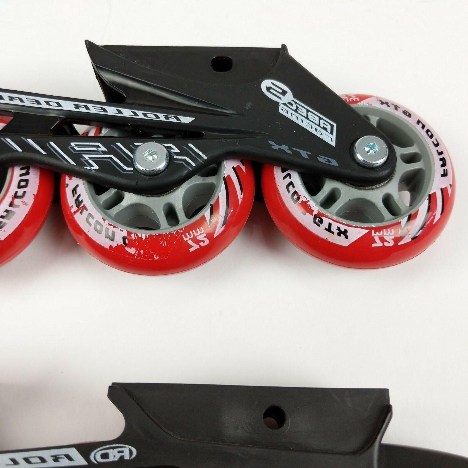 Roller Derby 72mm Wheels ABEC5