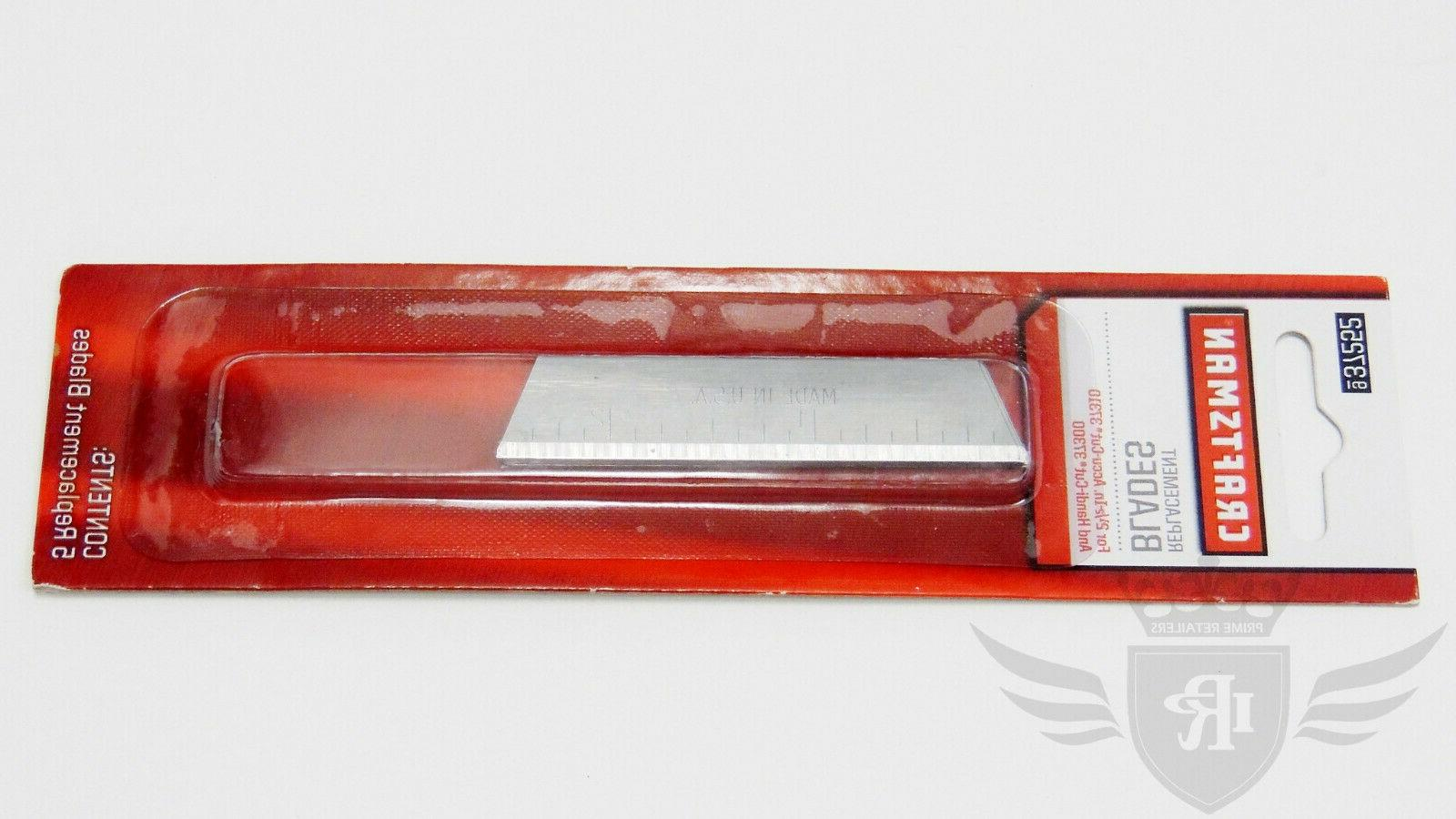 Craftsman Replacement Blades Accu-Cut Handi-Cut 37300
