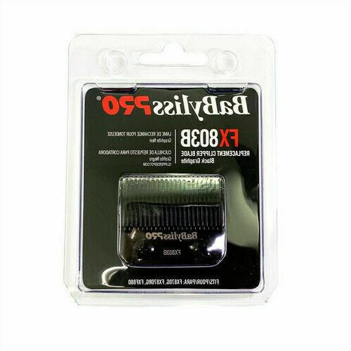 replacement clipper black graphite blade fx803b fits