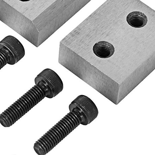 Happybuy Replacement Blades for #8 Electric Rebar Blades with 24 Hexagon Screw and 24 Washer