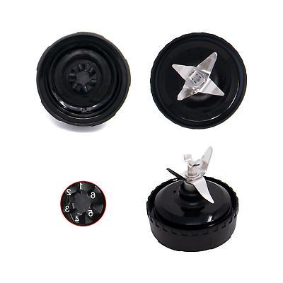 Enbizio Replacement Kit Ninja System 2 Cups Lids Blade