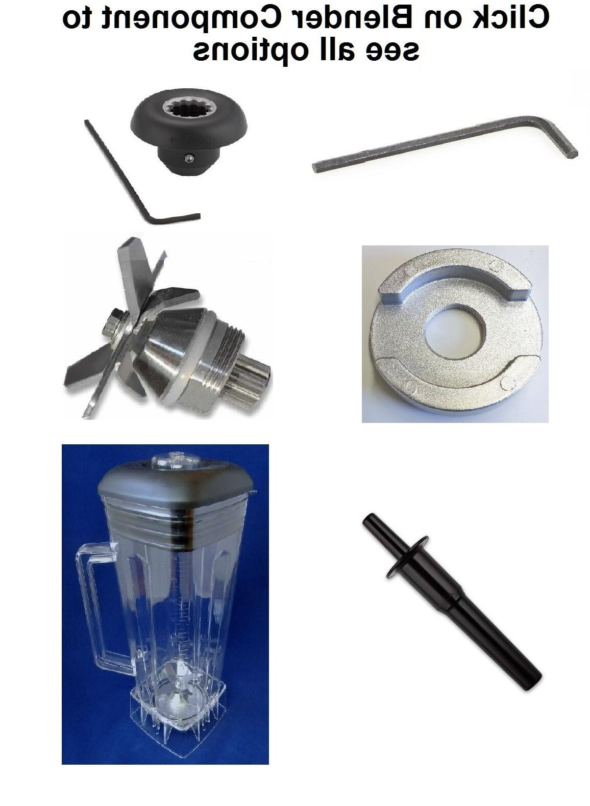 replacement parts for vitamix and vitamix blenders