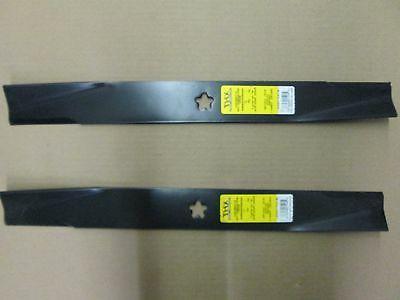 SET OF 2 Replacement XHT Blades Craftsman 127843 Husqvarna
