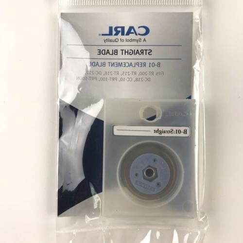 rotary trimmer replacement blade straight