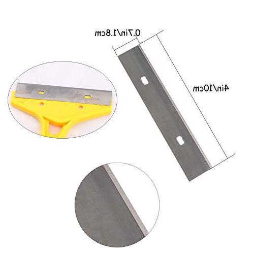 10PCS Scraper Blades Razor for Single Edge Pack 100