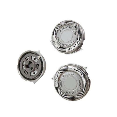 3pcs Heads For Norelco 1000-3000 S738