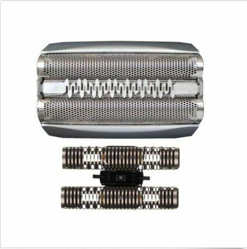 Braun Shaver Series Series Blades Replacement Head 51S Silver