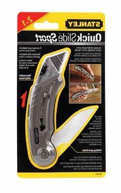 Stanley QuickSlide 10-813 Utility Knife