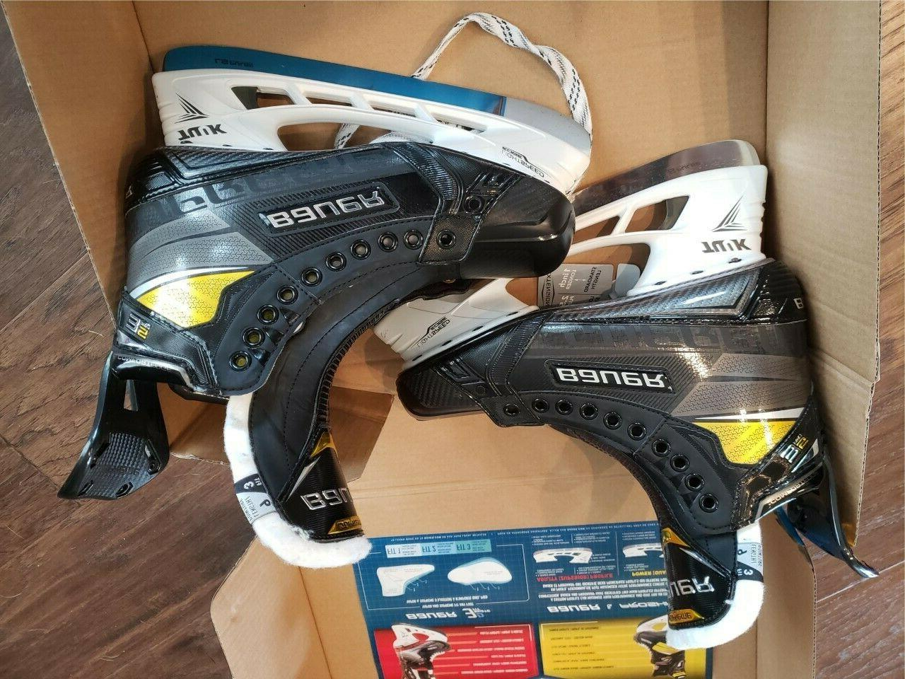 Bauer 3S Fit Size set of replacement blades