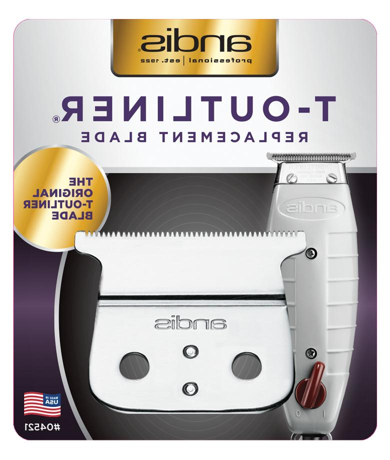replacement hair trimmer blade