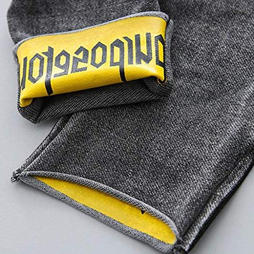 NUWFOR Toddler Boys Streetwear Tee Jeans Pants Outfits