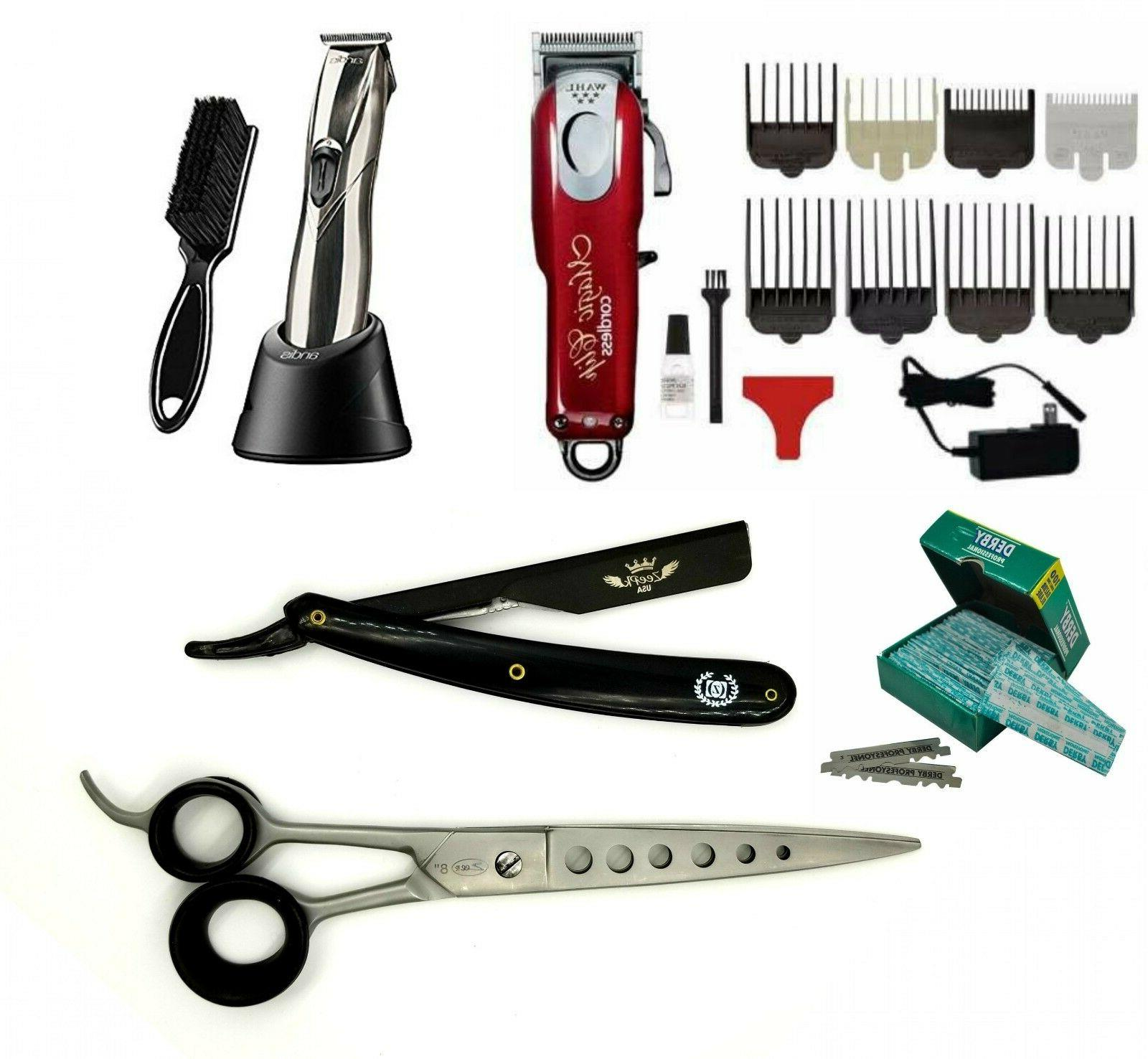 traveling barber kit cosmetology school