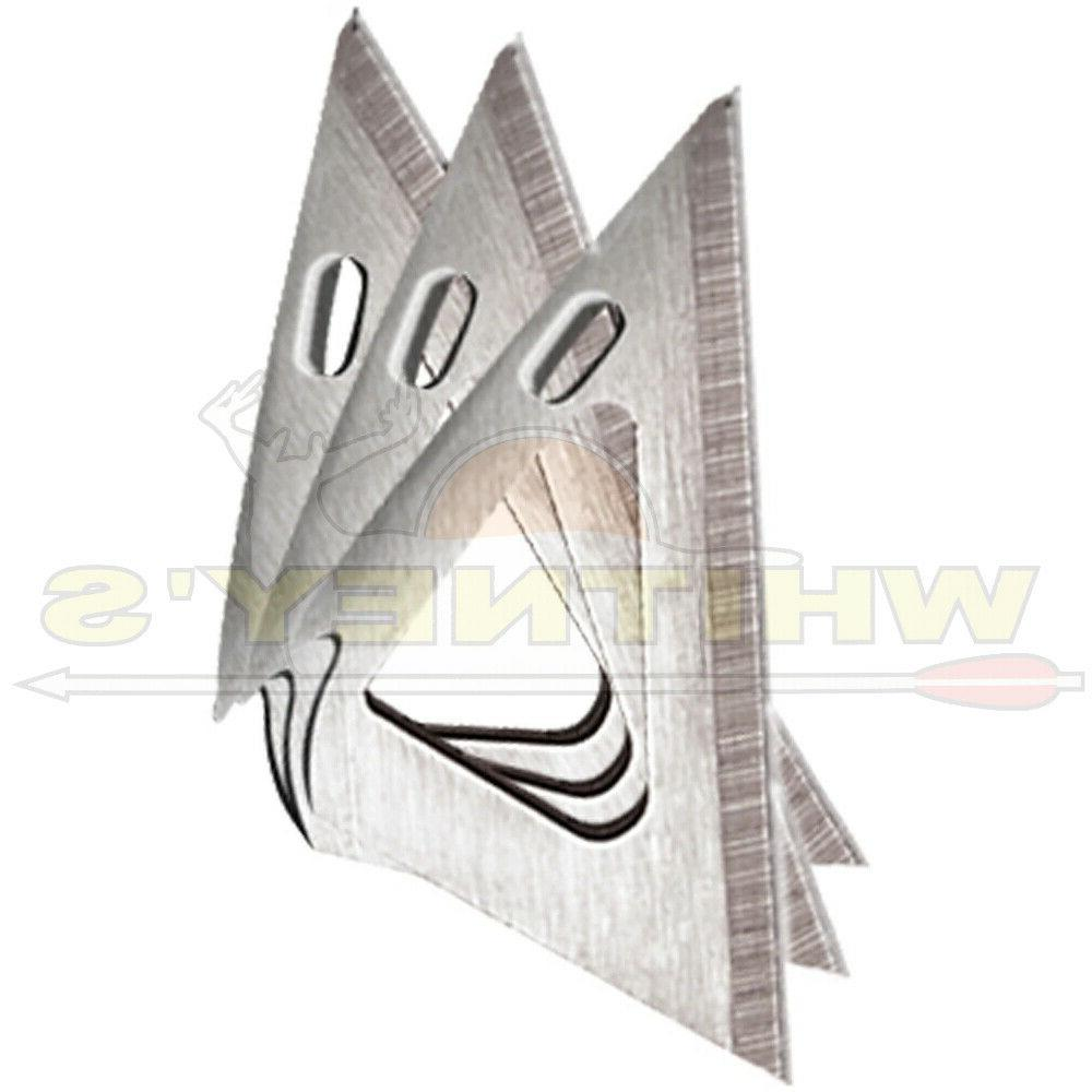 Muzzy Products Muzzy Trocar Replacement Blades 100, Deep Six