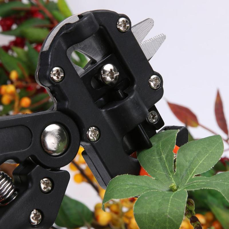 Type V Garden Tree Pruning Shears Grafting Cutting Tool+ <font><b>blades</b></font>