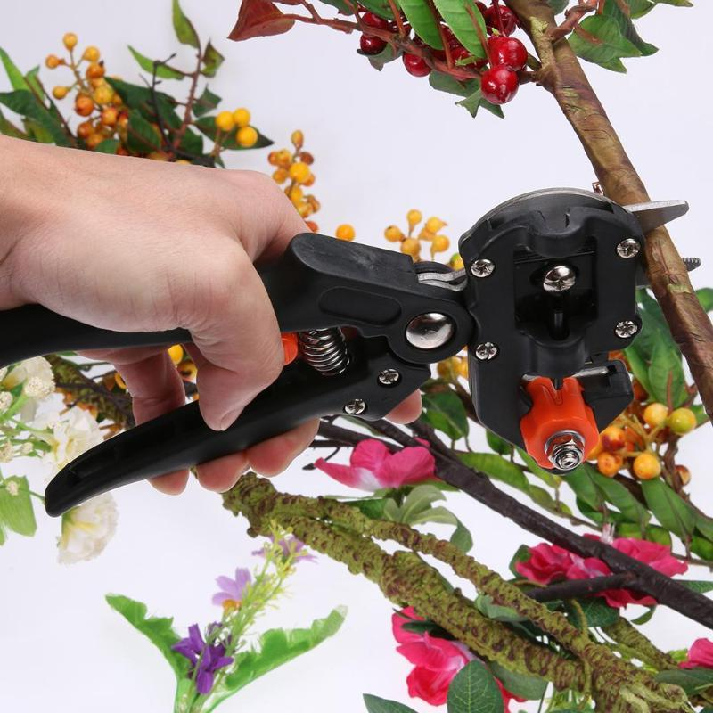 Type V Tree Shears Grafting Fine polishing Cutting Tool+ <font><b>Replaceable</b></font> <font><b>blades</b></font>