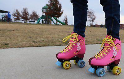 Girls - Skate - Comfortable