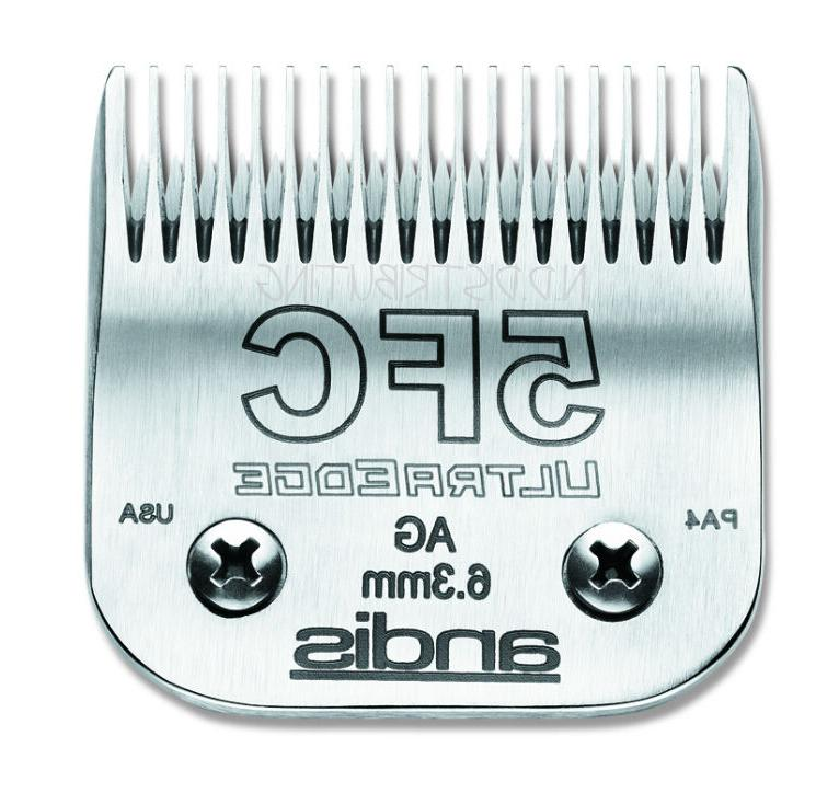 Andis UltraEdge # 5F Detachable Replacement Clipper Blade #