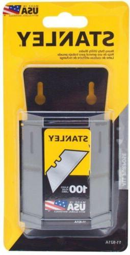 utility knife blades 100 replacement heavy duty