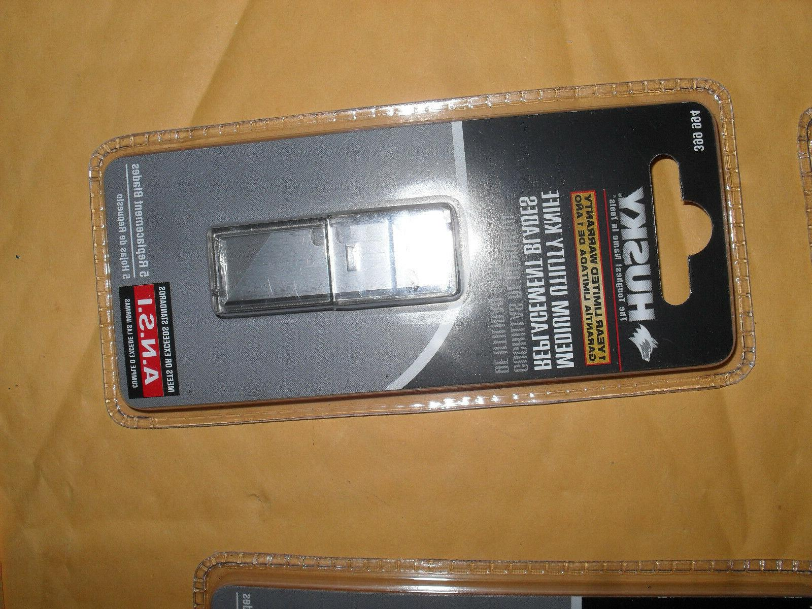 HUSKY Utility Replacement Blades Pack