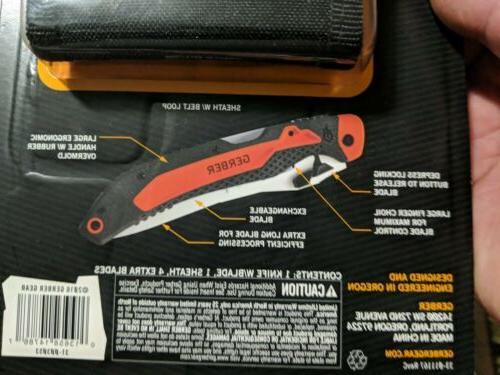 Gerber Folder Pocket Knife Replacement Blades