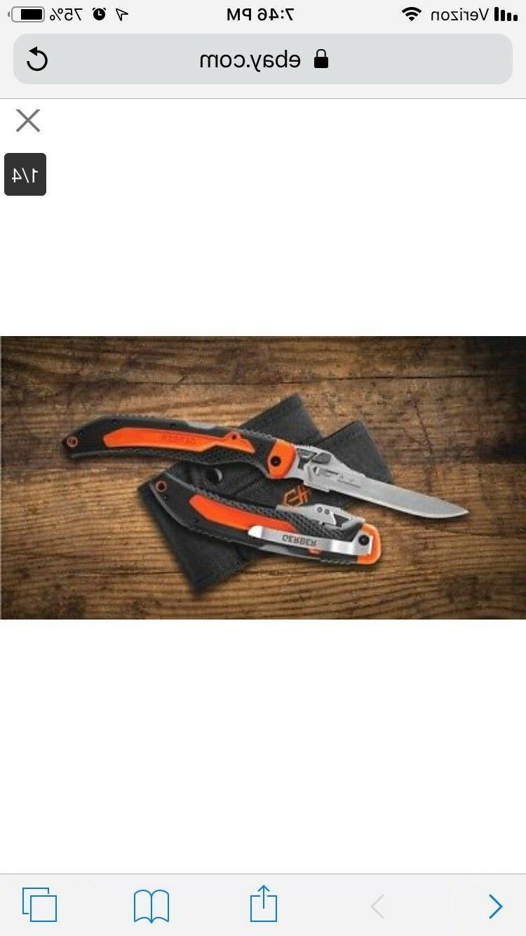 GERBER hunter 4 replacement blades