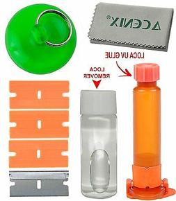 LOCA Glue & LOCA Remover with Metal Plastic Blades For LCD S