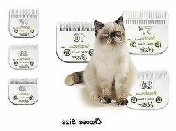 Oster Lucky No. 9 Cat Grooming Blades Fits Most Wahl Andis C