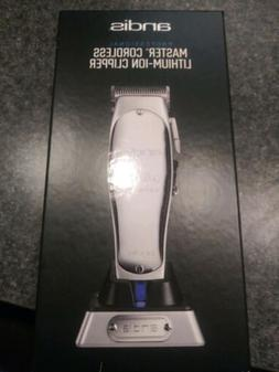 Andis Master Cordless Clipper - 12470