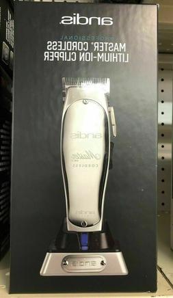 Andis MASTER MLC Corded/Cordless Li Lithum-Ion Clipper #1247