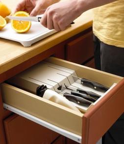 CUTCO Model 2085 All Knife Set............5 High Carbon Stai