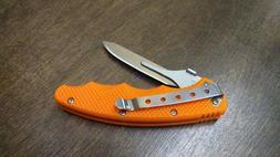 Wiebe Monarch Wicked Sharp FOLDING Scalpel Knife with 3 Repl