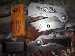 NEW 2 Gerber EAB Lite Folding Utility Knives Knife