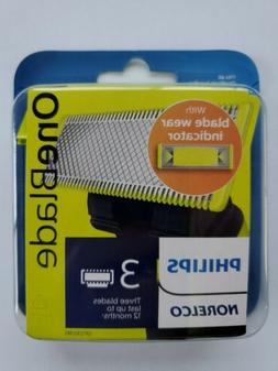 new oneblade replacement blades 3 pack qp230